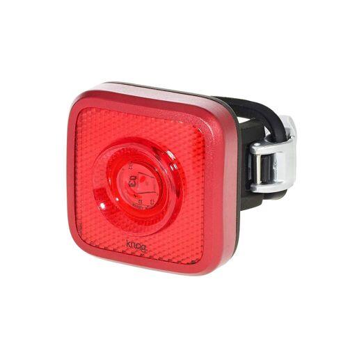 Knog KNOG BLINDER MOB FAHRRADLAMPE, STVZO, WEIßE LED, BLACK/BLACK Unisex - Fahrradbeleuchtung - weiß rot