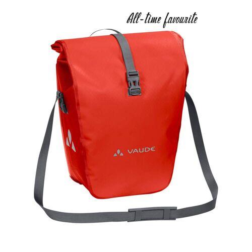 Vaude AQUA BACK - Fahrradtaschen - rot