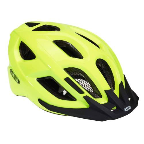 Abus ADURO 2.0 - Fahrradhelm - gelb