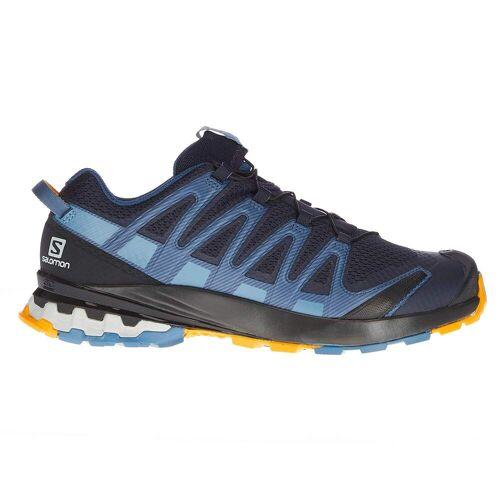 Salomon XA PRO 3D V8 Männer Gr.8 - Hikingschuhe - blau