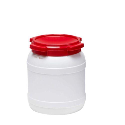 Curtec Drum with Lid 15L - Ausrüstungsbox - rot