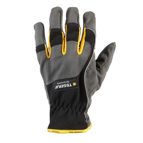 Ejendals ARBEITSHANDSCHUH MICROTHAN Unisex Gr.M/8 - Handschuhe - grau schwarz