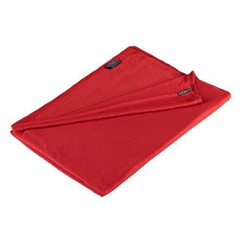 Cocoon COOLMAX REISEDECKE - Decke - Gr. 180X140 - MONKS RED / rot - 100% Polyester (Coolmax)