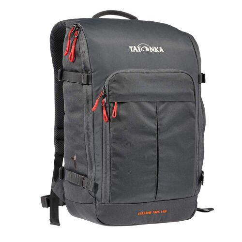 Tatonka SPARROW  19 Frauen - Laptop Rucksack - schwarz grau