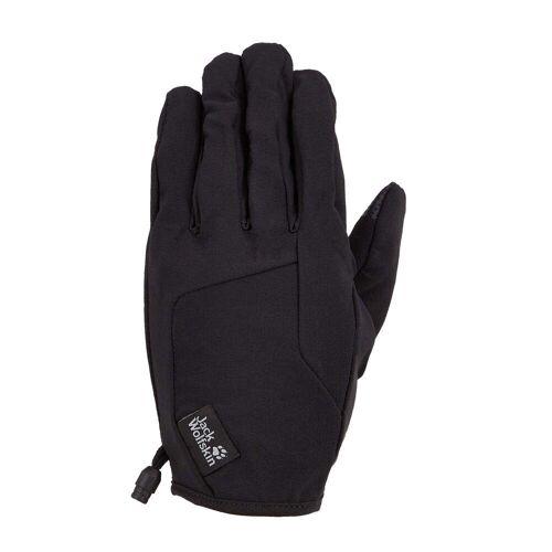 Jack Wolfskin DYNAMIC GLOVE Unisex Gr.L - Handschuhe - schwarz