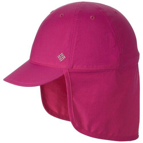 Columbia JUNIOR CACHALOT Kinder Gr.ONESIZE - Sonnenhut - pink-rosa