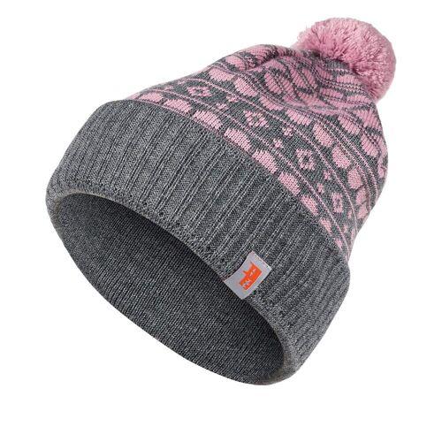 VARG BLASTEN CAP Unisex Gr.ONESIZE - Mütze - grau pink-rosa