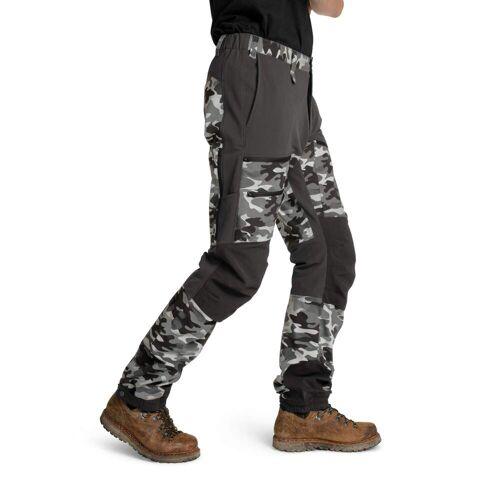 Is Not Enough ARES TREKKING PRO PANTS Männer Gr.XS - Trekkinghose - grau