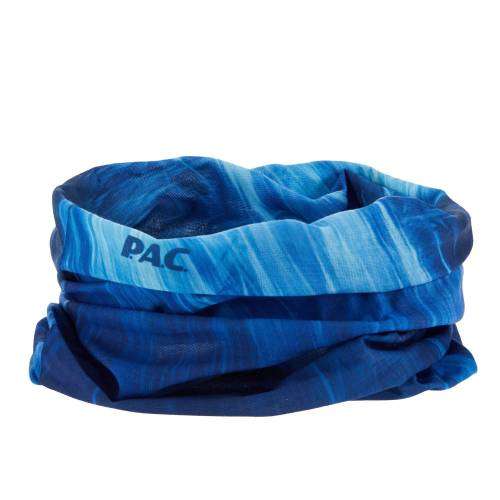 P.A.C. PAC OCEAN UPCYCLING Unisex Gr. One Size - Tuch - blau