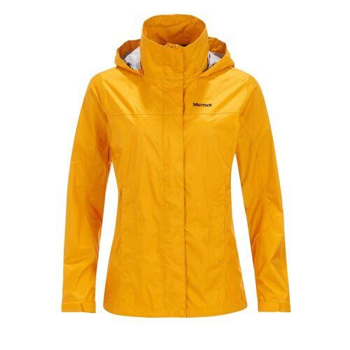 Marmot WM' S PRECIP ECO JACKET Frauen Gr.L - Regenjacke - gelb
