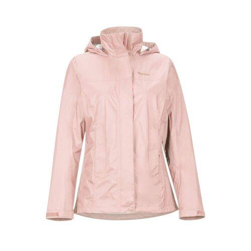 Marmot WM' S PRECIP ECO JACKET Frauen Gr.L - Regenjacke - pink-rosa
