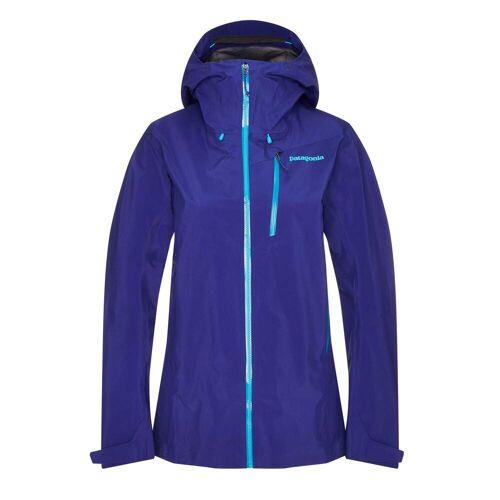 Patagonia W' S PLUMA JKT Frauen Gr.S - Regenjacke - blau