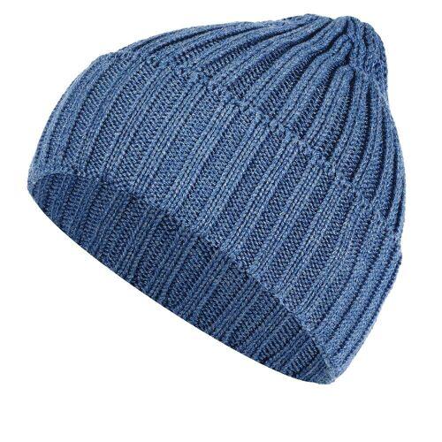 Elkline MUSS MIT Kinder Gr.OS - Mütze - blau