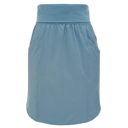 Prana BUFFY SKIRT Frauen Gr.S - Rock - blau