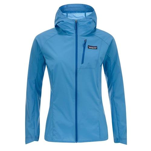 Patagonia W' S HOUDINI AIR JKT Frauen Gr.XL - Softshelljacke - blau