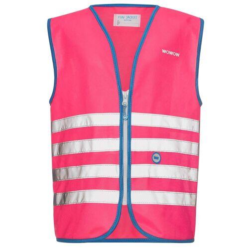 Wowow REFLEX-KINDERWESTE FUN JACKET Kinder Gr.L - Weste - pink-rosa