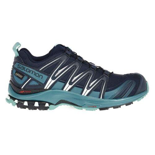 Salomon XA PRO 3D GTX Frauen Gr.8 - Hikingschuhe - blau