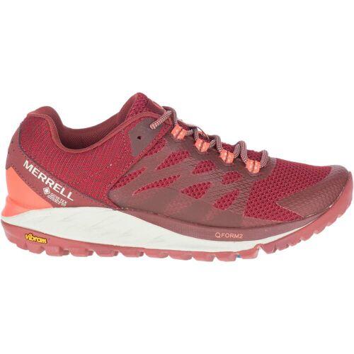 Merrell ANTORA 2 GTX Frauen Gr.40 - Hikingschuhe - rot pink-rosa
