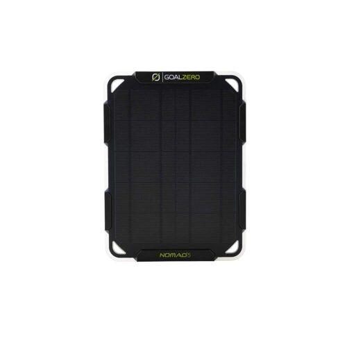 Goal Zero NOMAD 5 - Solarladegerät - schwarz