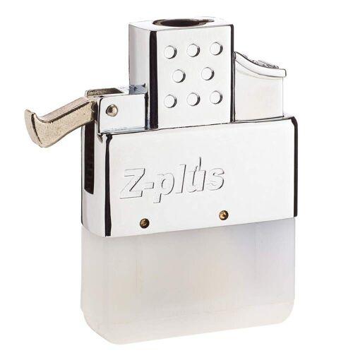 Z-Plus JETFLAME BLISTER INSERT - Feuerzeug - grau