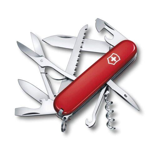 Victorinox HUNTSMAN KLASSISCH - Schweizer Taschenmesser - rot