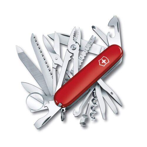 Victorinox SWISS CHAMP KLASSISCH - Schweizer Taschenmesser - rot