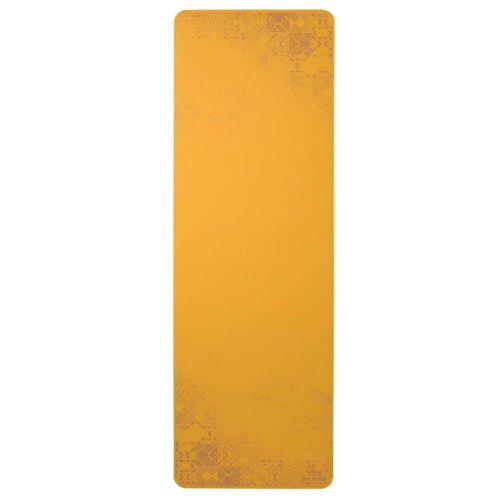 Prana HENNA E.C.O. YOGA MAT  - Gr. ONESIZE - orange / CURRY - Yogamatte - 183 x 61 cm