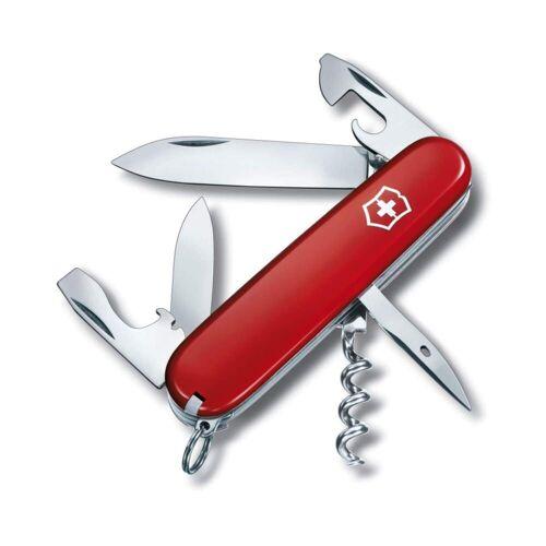 Victorinox SPARTAN KLASSISCH - Schweizer Taschenmesser - rot