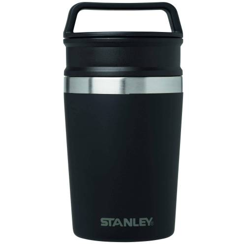 Stanley ADVENTURE VACUUM MUG 0,23 L - Thermobecher - schwarz