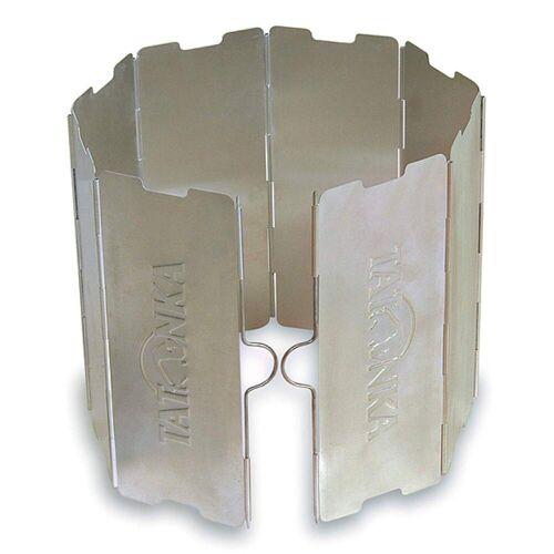 Tatonka FALTWINDSCHUTZ 8TLG Gr.650 X 200 MM - Windschutz - grau