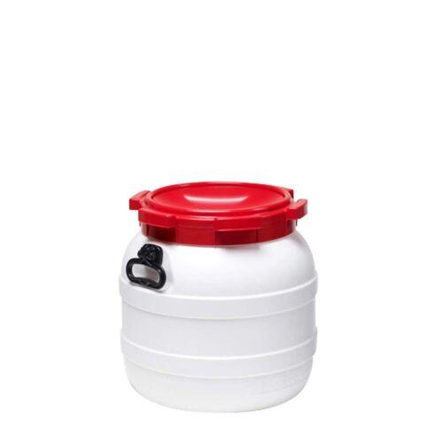 Curtec Drum with Lid 42L - Ausrüstungsbox - rot