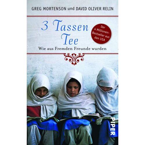 3 TASSEN TEE -  Berggeschichten und Persönlichkeiten
