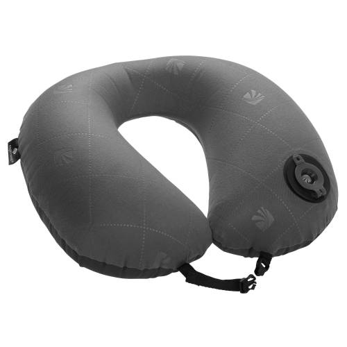 Eagle Creek EXHALE NECK PILLOW - Nackenkissen - grau