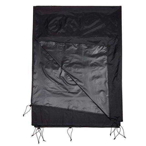 Wechsel GROUNDSHEET ENDEAVOUR - Zeltzubehör - Gr. ONESIZE - Zeltunterlage - schwarz / BLACK - 980 g