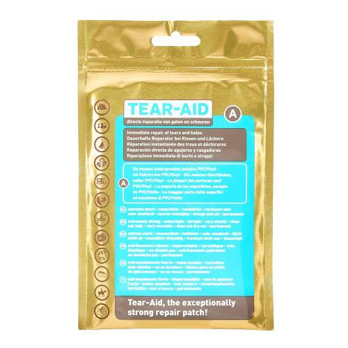 Tear-Aid TYP A - Reparaturbedarf - braun