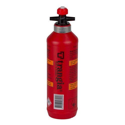 Trangia SICHERHEITS-BRENNSTOFFFLASCHE, 0,5 L Gr.0,5 L - Brennstoffflaschen - rot