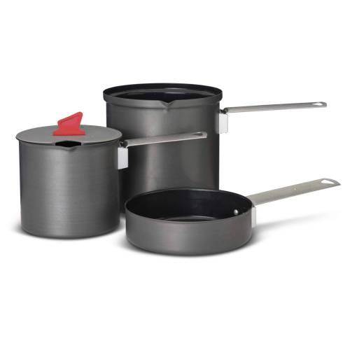 Primus TREK POT SET - Campinggeschirr - grau