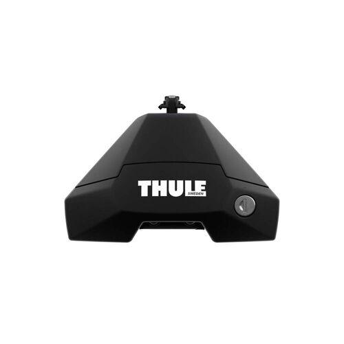 Thule EVO CLAMP - Dachträger - Gr. ONESIZE - Neu 2021 Dachzeltzubehör Dachträger - grau schwarz / MULTICOLOR -  Zeltzubehör