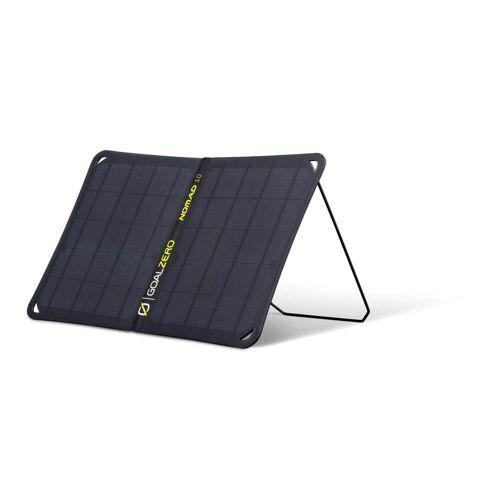 Goal Zero NOMAD 10 - Solarladegerät - schwarz