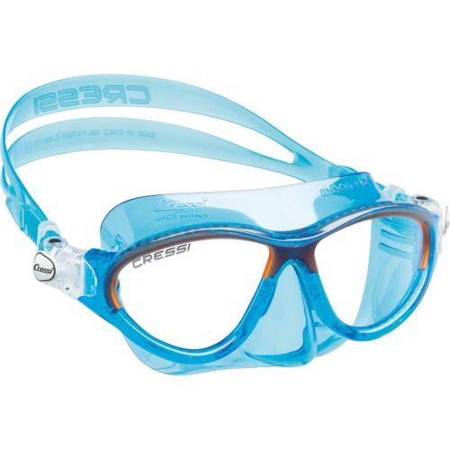 Cressi-Sub MOON KID Kinder - Schwimmbrille - blau