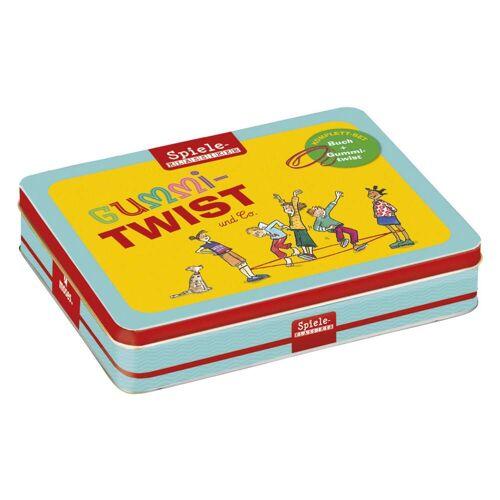 GUMMITWIST-SET Kinder - Outdoor-Spiele - mehrfarbig