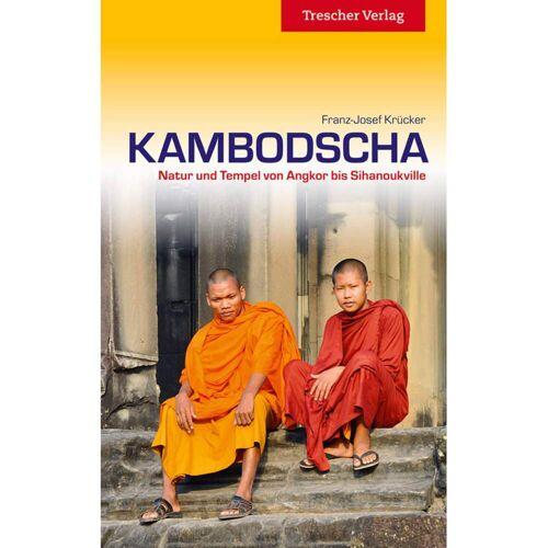 Reiseführer Südostasien - TRESCHER KAMBODSCHA - 1. Auflage 2014 - Kambodscha