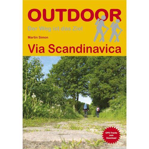 Via SKANDINAVICA -  Wanderführer Nordeuropa - 1. Auflage 2015 - Wanderführer