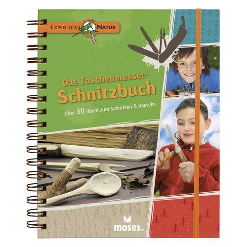 DAS TASCHENMESSER-SCHNITZBUCH Kinder - Sachbuch