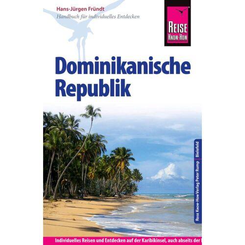 Reiseführer Karibik - RKH DOMINIKANISCHE REPUBLIK -  9. Auflage 2016 - Dominikanische Republik