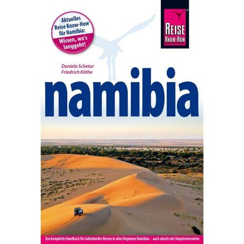 Reiseführer Afrika - RKH NAMIBIA -  10. Auflage 2017 - Namibia