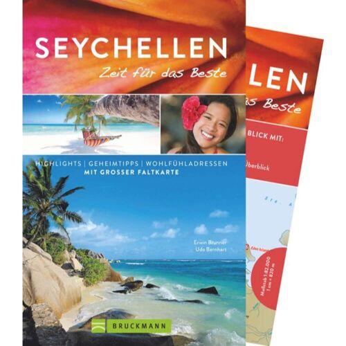 Reiseführer Afrika - SEYCHELLEN - ZEIT FÜR DAS BESTE - 2. Auflage 2018 - Seychellen