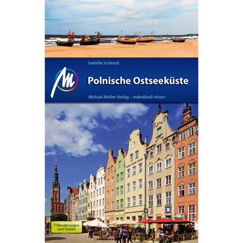 Reiseführer Mitteleuropa - MMV POLNISCHE OSTSEEKÜSTE - 6. Auflage 2018 - Polen