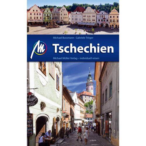Reiseführer Mitteleuropa - MMV TSCHECHIEN - 5. Auflage 2018 - Tschechien