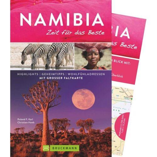 Reiseführer Afrika - NAMIBIA - ZEIT FÜR DAS BESTE - Namibia